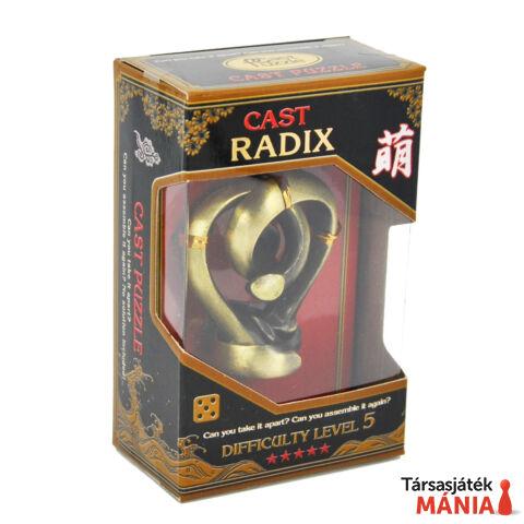 Eureka Cast Gold ördöglakat - Radix****