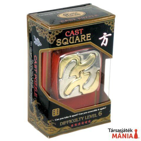 Eureka Cast Gold ördöglakat - Square ******