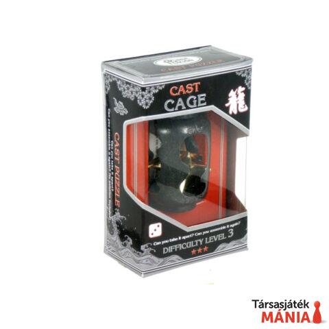Eureka Cast Silver ördöglakat - Cage***
