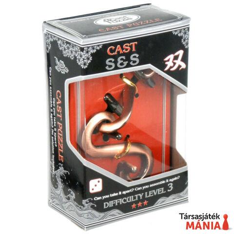Eureka Cast Silver ördöglakat - S & S***