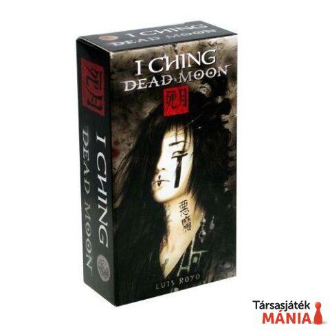 Fournier I-Ching Luis Royo Tarot kártyapakli