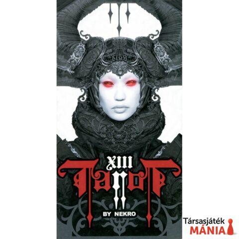Fournier Nekro Tarot kártyapakli
