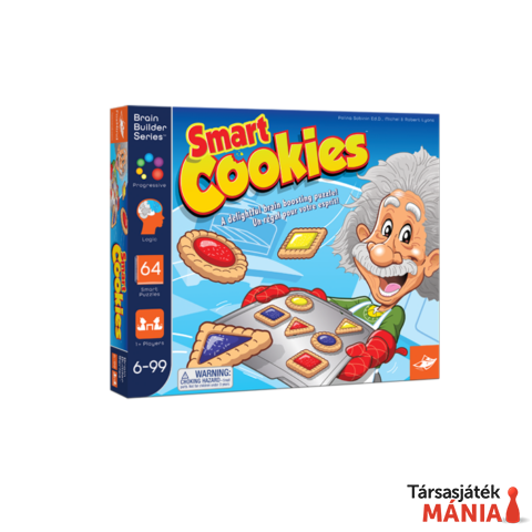 Fox Mind Smart Cookies társasjáték