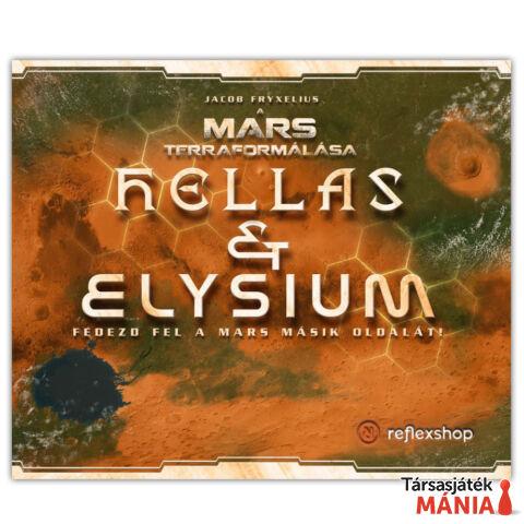 A Mars Terraformálása - Hellas & Elysium kiegészít?