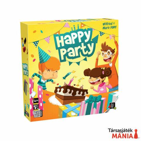Gigamic Happy Party társasjáték
