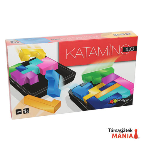 Gigamic Katamino Duo logikai társasjáték