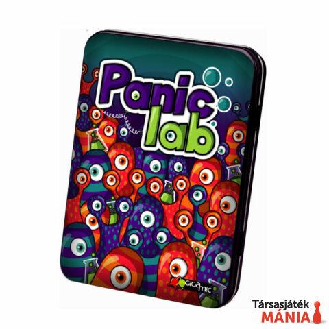 Gigamic Panic lab  kártyajáték