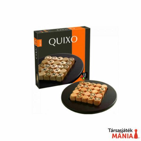 Gigamic Quixo Mini logikai társasjáték