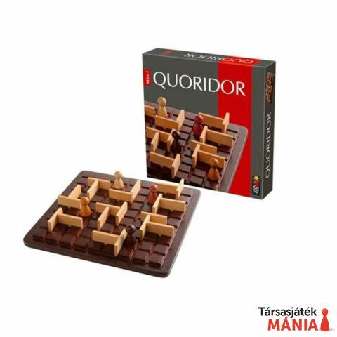 Gigamic Quoridor Mini logikai társasjáték