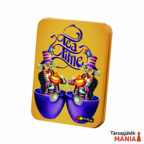 Gigamic Tea Time kártyajáték