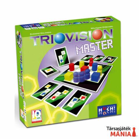 Huch&Friends Triovision Master társasjáték