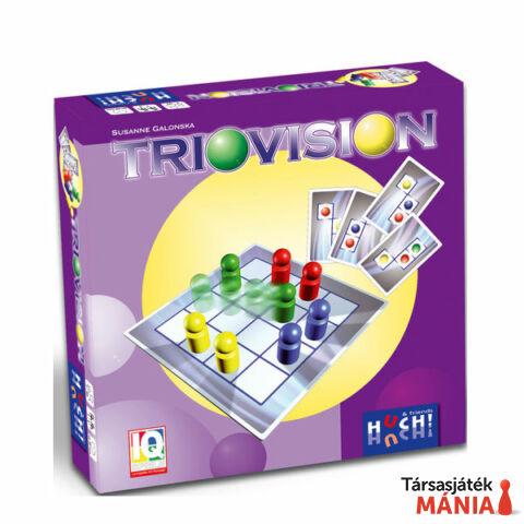 Huch&Friends Triovision társasjáték