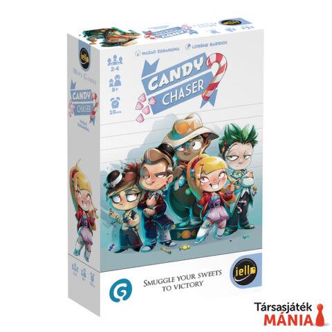 Iello Candy Chaser társasjáték, angol nyelvű