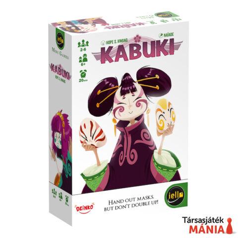 Iello Kabuki társasjáték, angol nyelvű