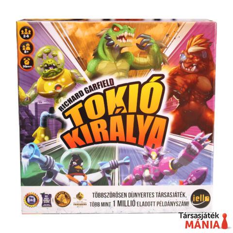 Iello Tokió királya társasjáték