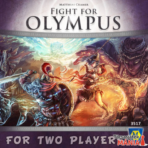 Fight for Olympus társasjáték