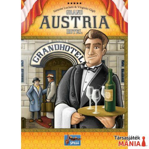 Grand Hotel Austria társasjáték