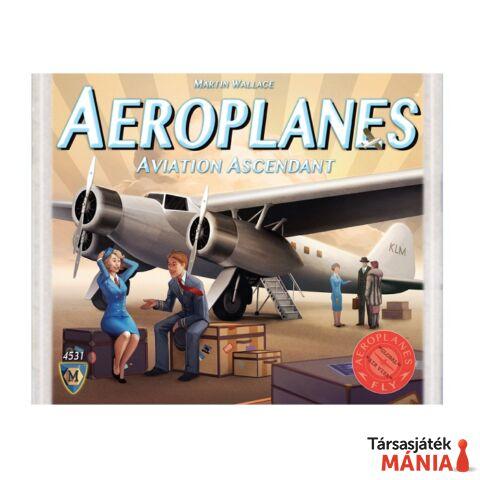 Aeroplanes Aviation Ascendant társasjáték, angol nyelvű
