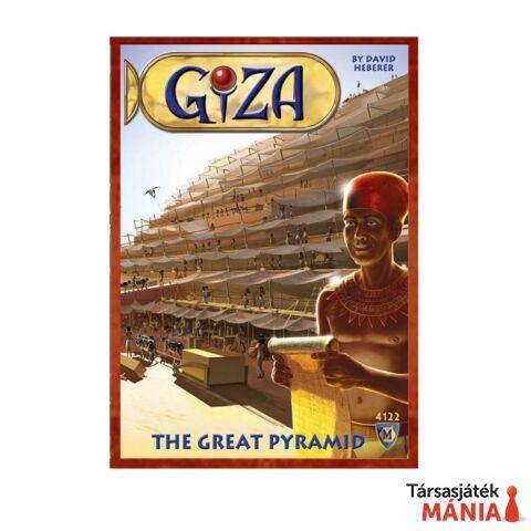 Giza- the Great Pyramid! Társasjáték, angol nyelvű