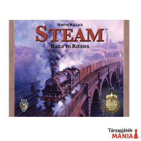 Steam Project USA, angol nyelvű