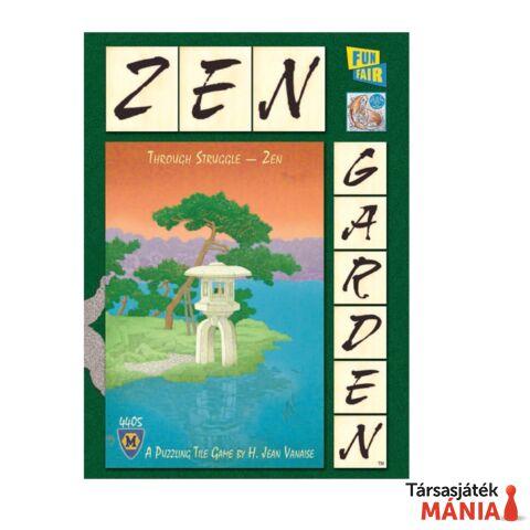 Zen Garden társasjáték angol nyelv?