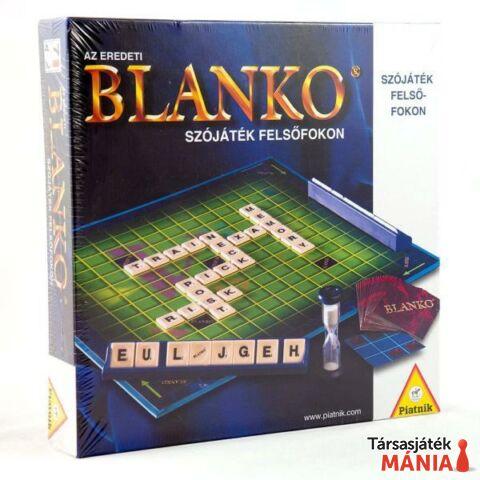 Piatnik Blanko szójáték társasjáték