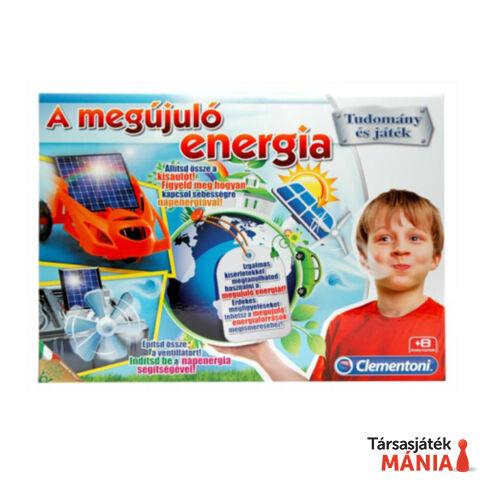 Clementoni A megújuló energia