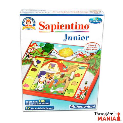 Clementoni Junior társasjáték