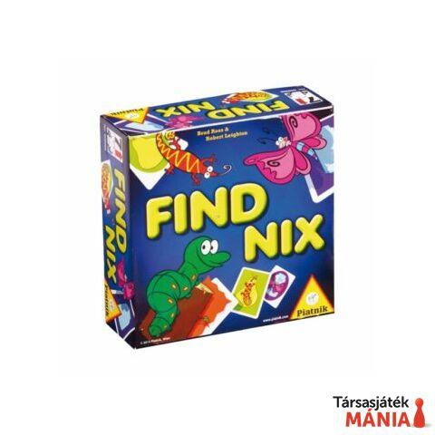 Piatnik Findnix társasjáték