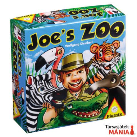 Piatnik Joe's Zoo társasjáték