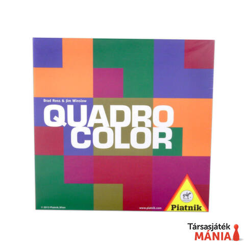 Piatnik Quadro Color társasjáték