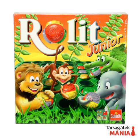 Piatnik Rolit Junior társasjáték