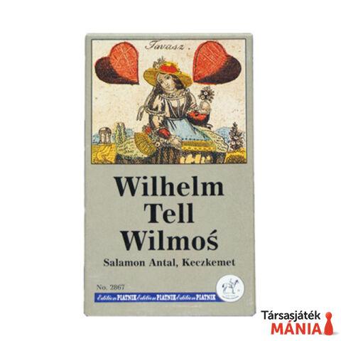 Piatnik Magyar kártya Tell Vilmos