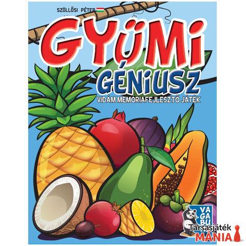 Piatnik Gyümi kártya géniusz