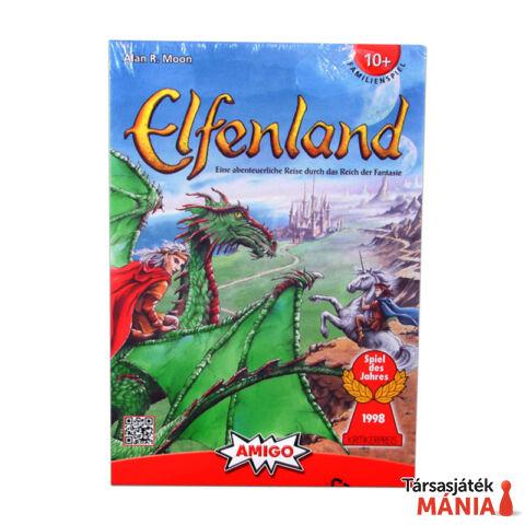Piatnik Elfenland társasjáték