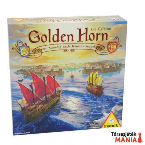 Piatnik Golden Horn társasjáték