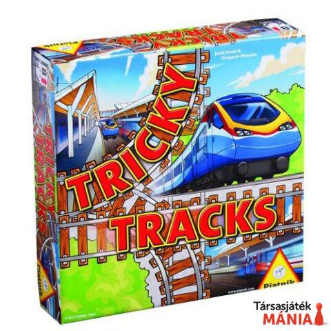 Piatnik Tricky Tracks társasjáték