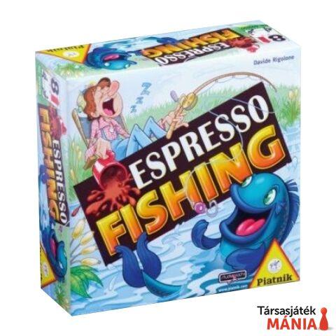 Piatnik Espresso fishing társasjáték
