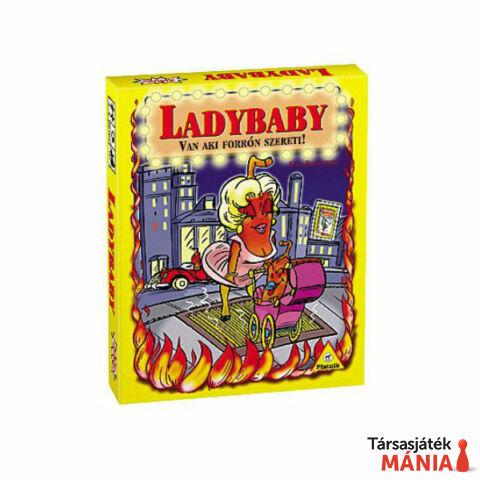 Piatnik Lady baby kártyajáték
