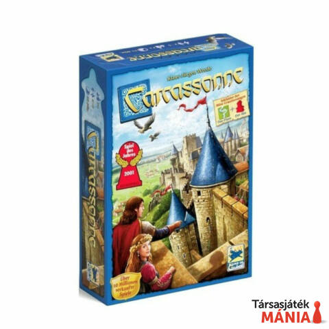 Piatnik Carcassonne 2015 társasjáték
