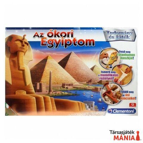 Clementoni Az ókori Egyiptom társasjáték