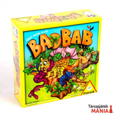 Piatnik Baobab társasjáték