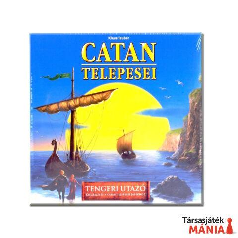 Piatnik Catan Tengeri utazó kiegészítő