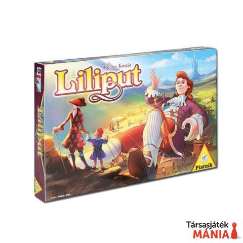 Piatnik Liliput társasjáték