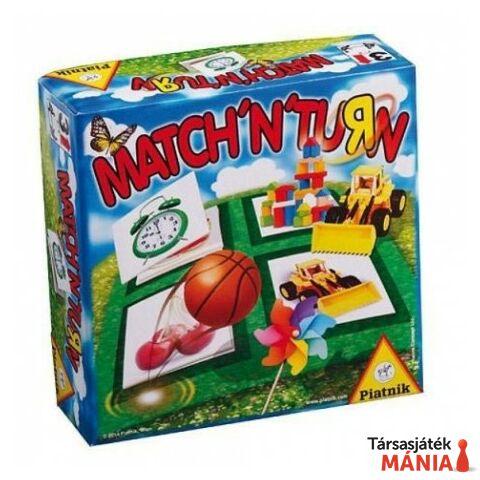 Piatnik Match 'n Turn társasjáték