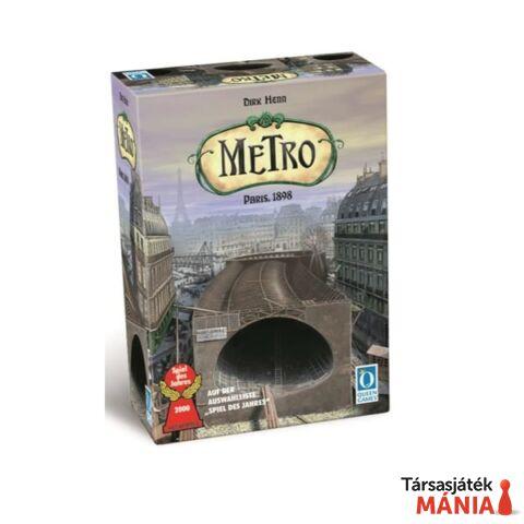 Piatnik Metro társasjáték