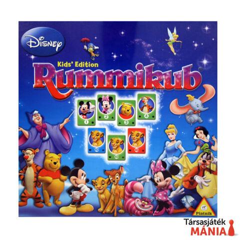 Piatnik Rummikub Junior Disney társasjáték