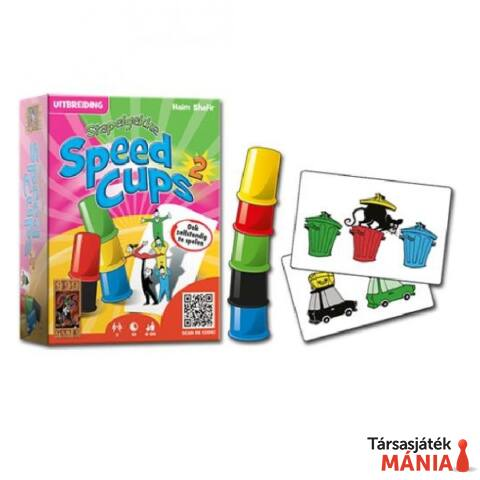 Piatnik Speed Cups 2 társasjáték