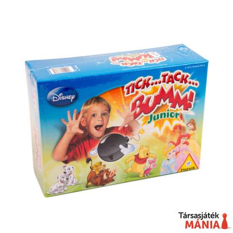 Piatnik Tick...Tack...Bumm Disney Junior társasjáték