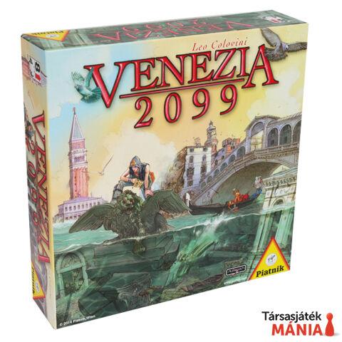 Piatnik Venezia 2099 társasjátéték